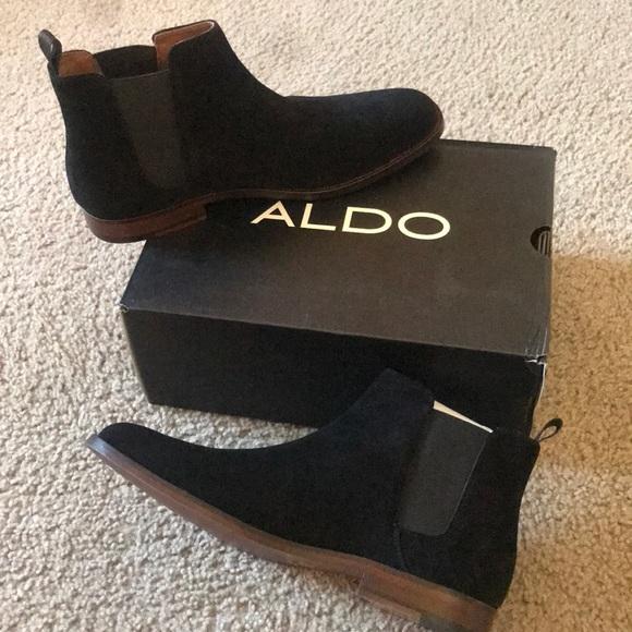 2d2b7e45eee Men's black Chelsea boots ALDO